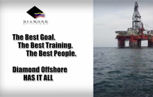 Diamond Offshore's Vision for HSE Excellence